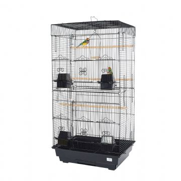 Pet Ting Rose Cage